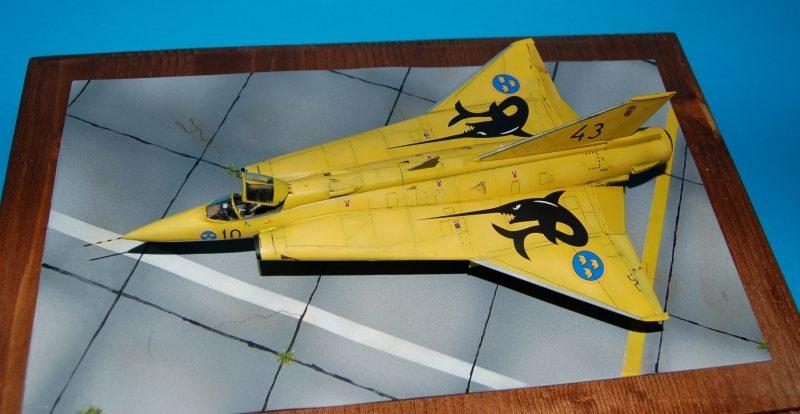 Saab J-35J Drakken
