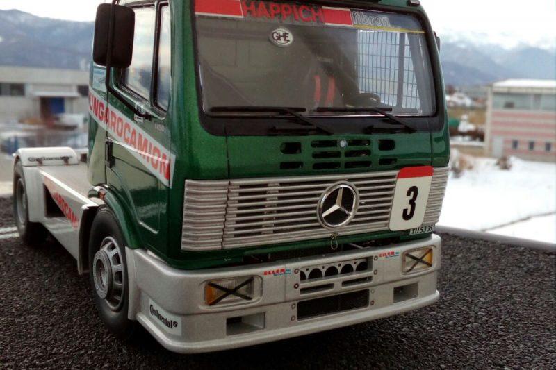 Mercedes 1450 LS