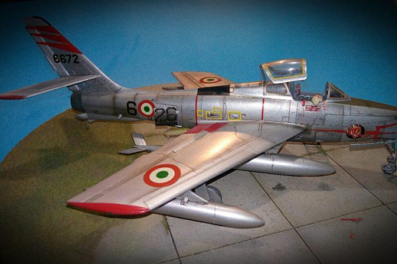 REPUBLIC F84F Thunderstreak