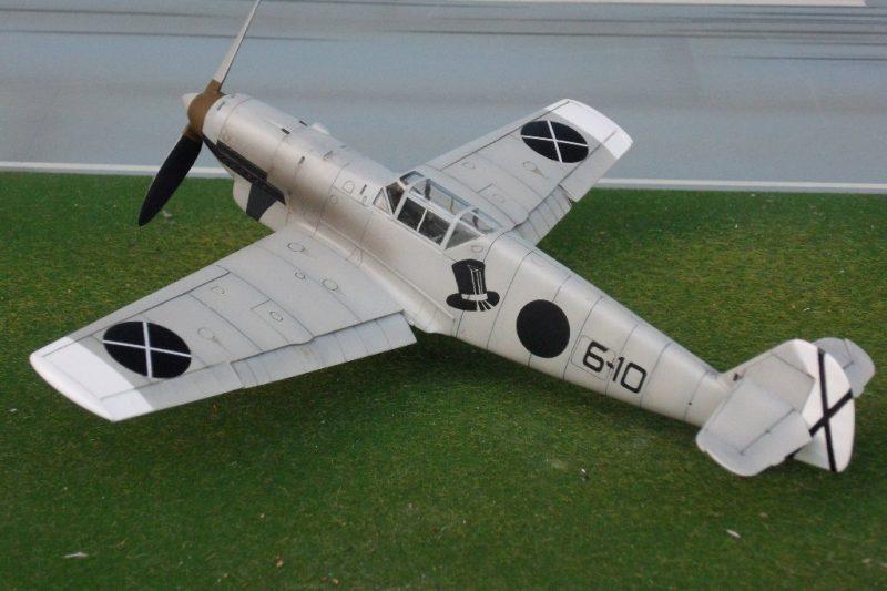 Messerschmitt BF-109B