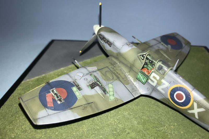 Spitfire MK. Vb LF