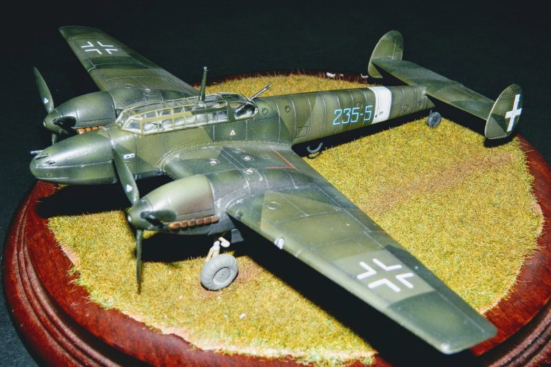 Messerschmit BF100 C