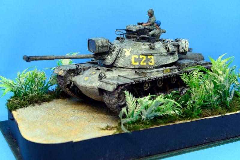 M48 A3 Vietnam Marines