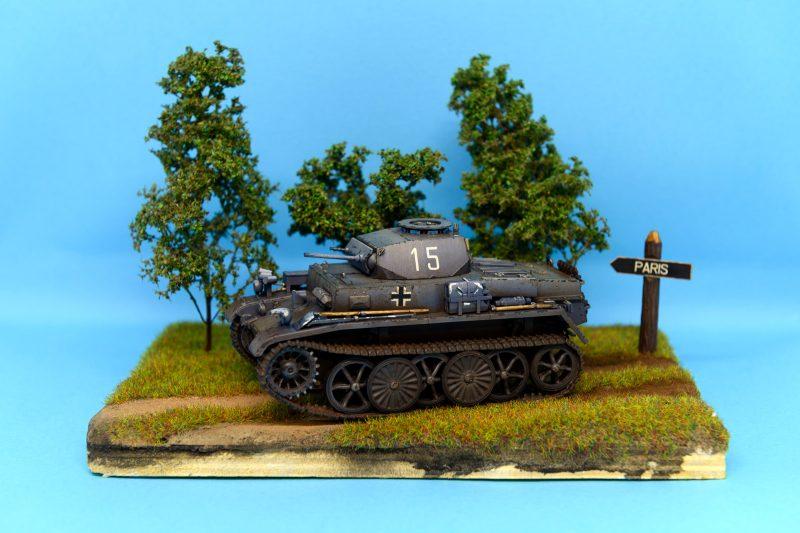 Panzer 1 Ausf C
