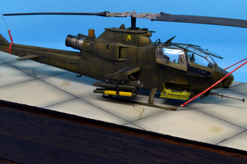 AH-1S Cobra Chopper US Army