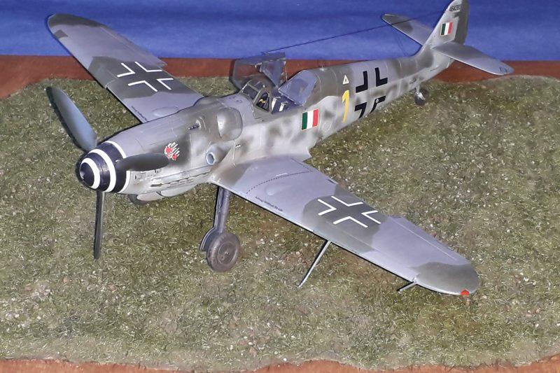 ME-109 G14