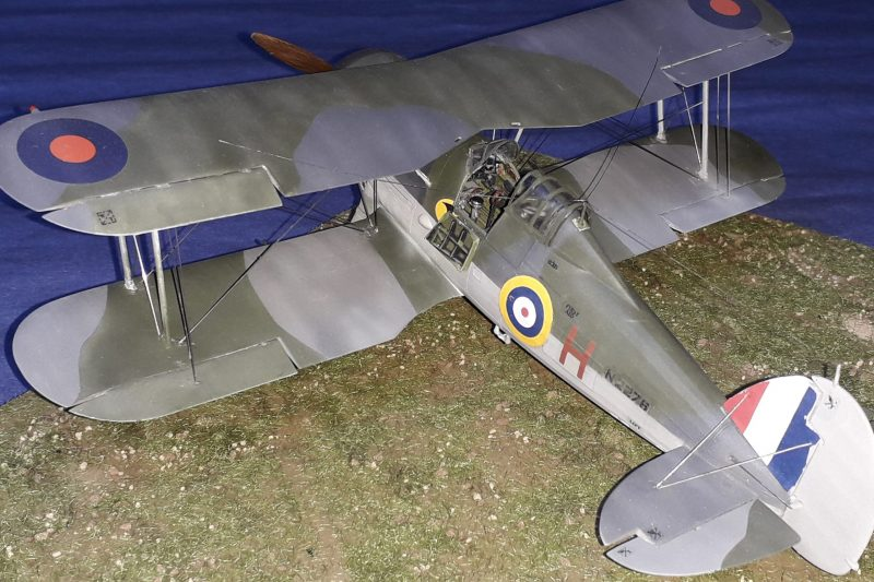 Gloster Sea Gladiator MKII