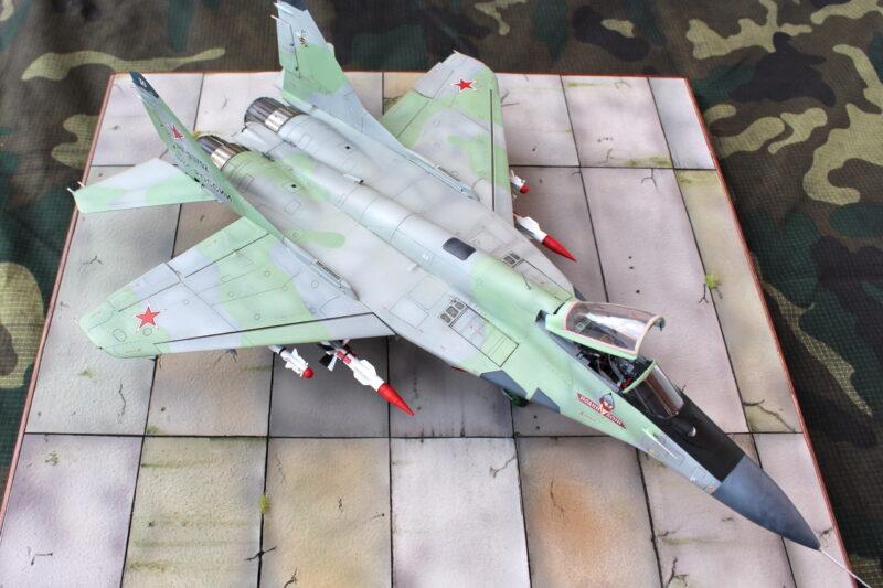 MIG-29 C Fulcrum