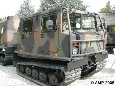 HÄGGLUNDS BV 206 D6